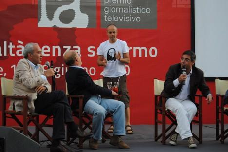 Un incontro nella edizione del 2010