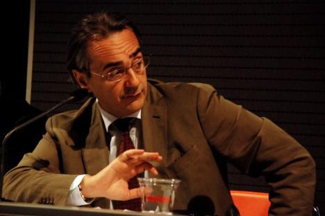 Piergiorgio Morosini (foto di Maria Letizia Perugini)