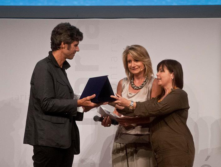 Paul Moreira Premio Alpi 2012 su rai3