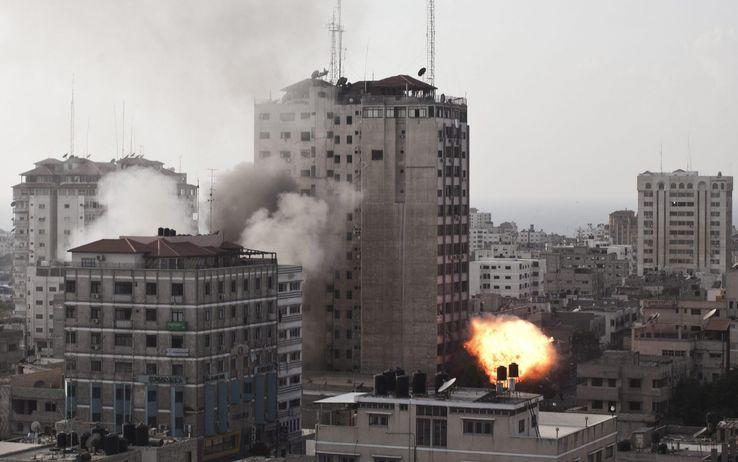 gaza media center
