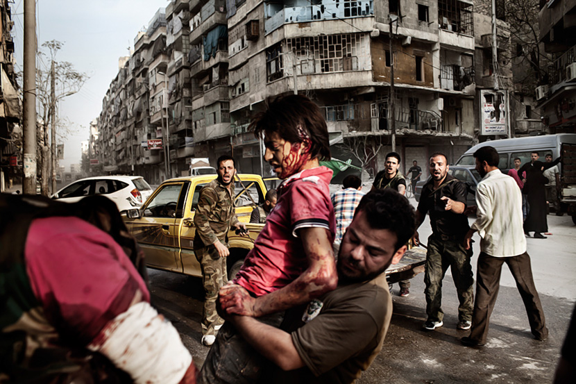 Bucciarelli comunicato pace Siria