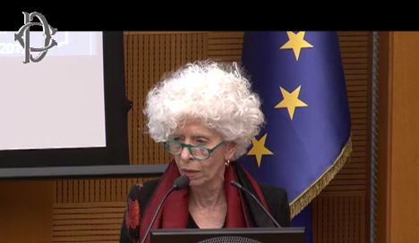 Mariangela Gritta Grainer alla Camera dei Deputati